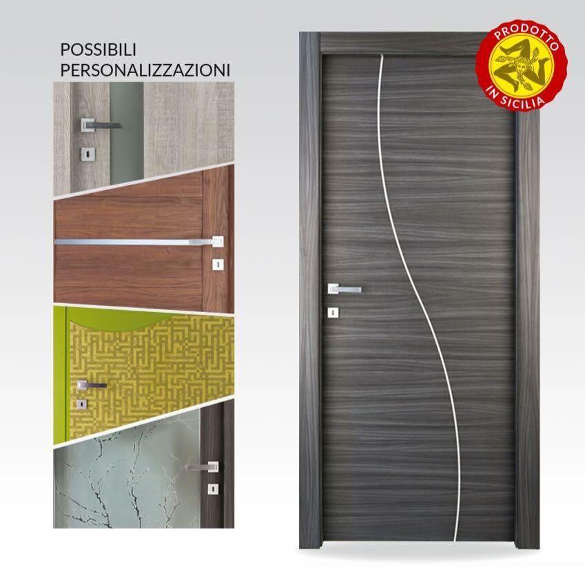 Porte Interne In Vetro Palermo